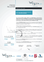 Launch of a new integrated industrial group WEARE Aerospace.pdf